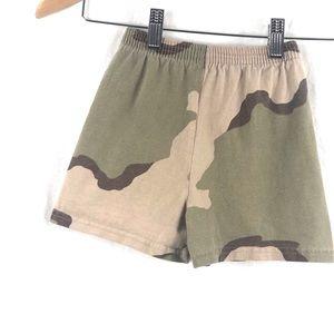 Spencer's Bottoms - ⭐️ 5/$30- Vintage wash camo shorts
